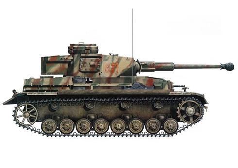 Panzer IV Ausf. F2, 29º Regimiento Panzer, 12ª División Panzer, Frente del Este, primavera de 1943.