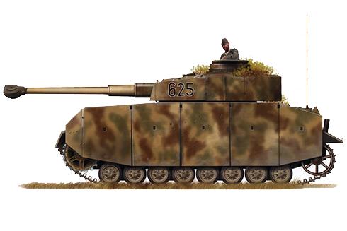 Panzer IV Ausf. J, 12ª División Panzer ''Hitlerjugend'', belgica, 1944.