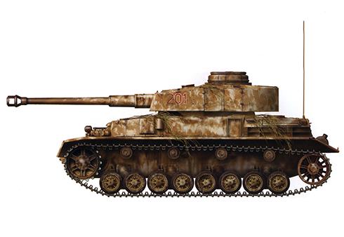 Panzerkampfwagen IV Ausf. J, unidad sin identificar, Alemania, 1945.