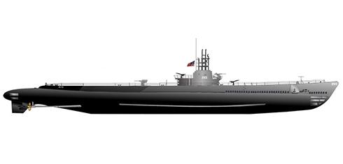 De de foto guerra modernos submarino 96
